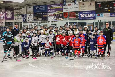 Girls Hockey Event
