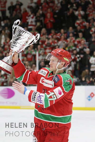 Cardiff Devils vs Belfast Giants 25-03-17