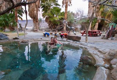 Saline Valley Springs