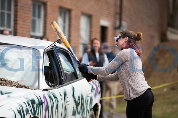 Relay for Life Car Smash Fundraiser