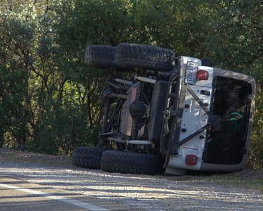04162011 Accident on Shakeridge Road