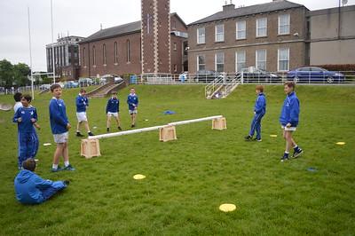 Garda Sports Visit 22.5.2018