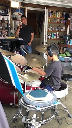 2018-09 Mason Drum Fall Recital