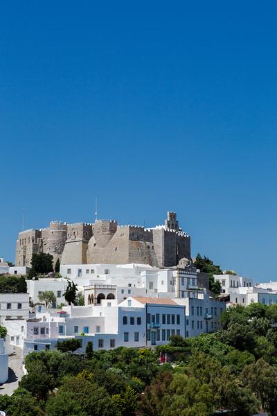 St. John the Evangelist Monastery, Patmos Greece