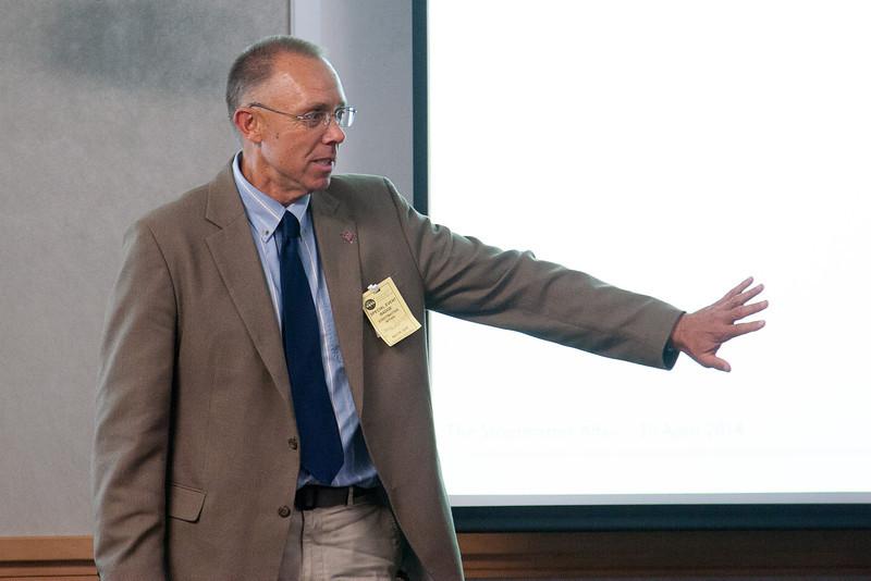Steve Stochaj -- Symposium in Honor of Bob Streitmatter, NASA/Goddard Space Flight Center, April 30, 2014