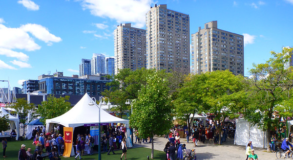 Toronto Veg Food Fest 2013