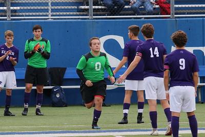 2018 Varsity Soccer vs. St. Xavier