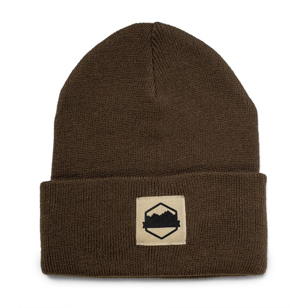 Outdoor Apparel - Organ Mountain Outfitters - Hat - Workwear Knit Cap Beanie - Brown.jpg
