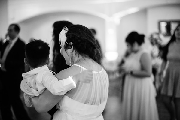 Theresa and Cesar - Reception 3 - 10/27/18