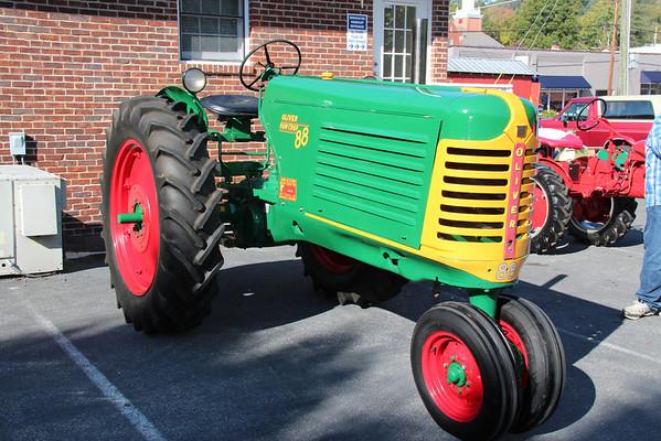 Heritage Days, Tractor Display