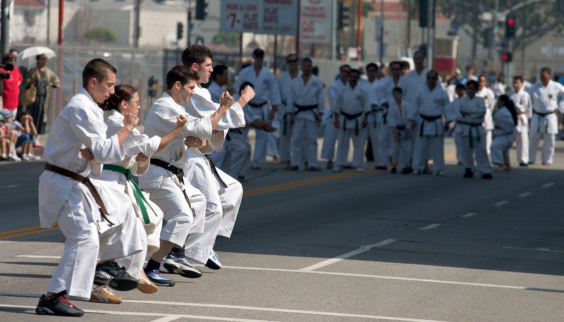 2004.03.14 - Samurai Parade