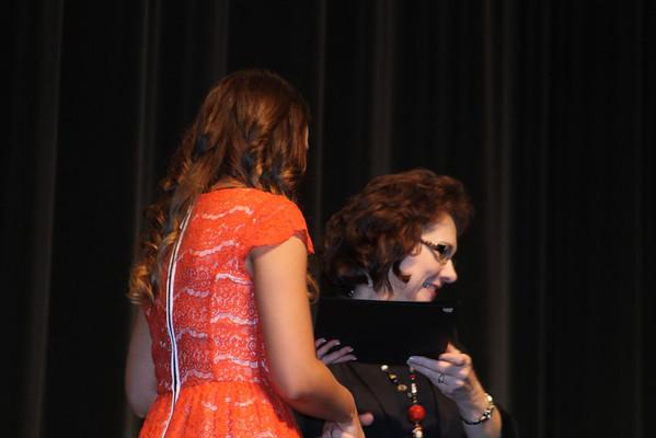 2013 Crossman Award and DHS assembly