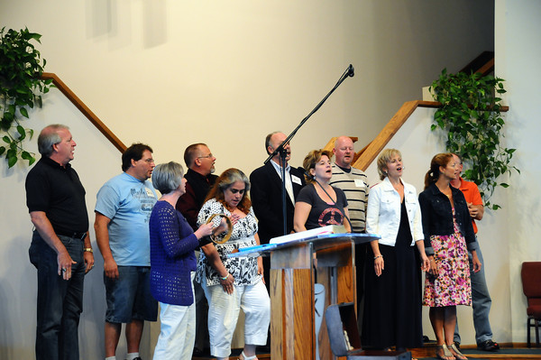May 26th, 2013 Worship Service