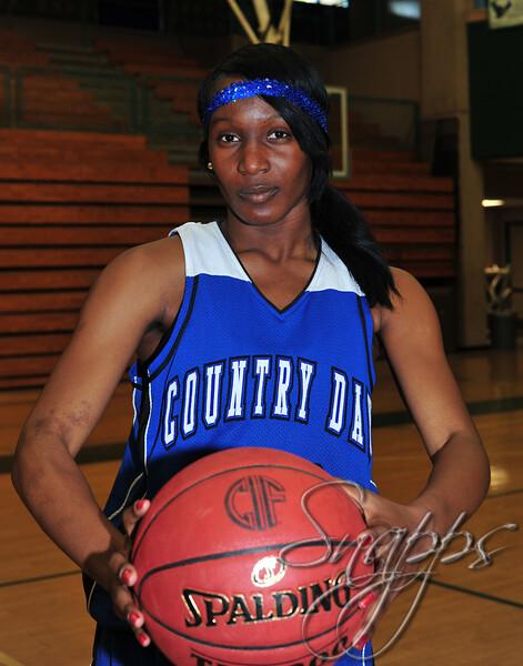Maya - La Jolla Country Day Basketball