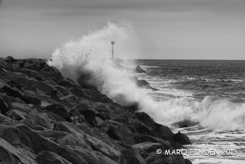 HIgh Surf at The Wedge #1