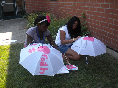 Umbrellas for Peace