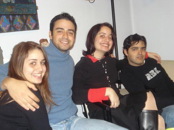 2007 Christmas 2007 - day