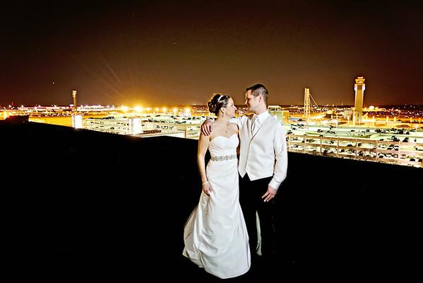 Bridget & Dave Wedding