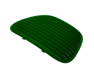 JOHN DEERE 6120 6220 6320 6420 SERIES BONNET SIDE GRILL RH