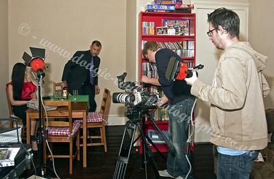 Hush - Short Film - Day Two Shoot