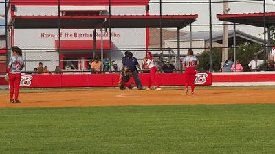 BHS vs Irwin County Softball 2020