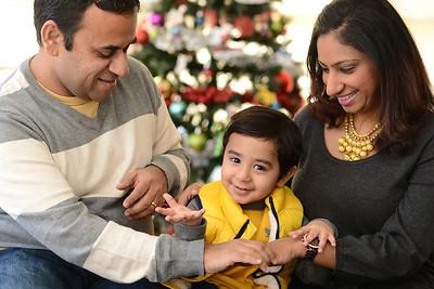 Kavita - Family Portraits
