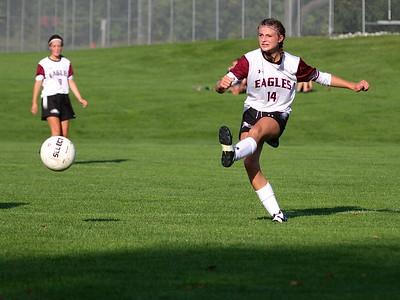 AMHS Varsity Girls Soccer vs LTS I photos by Gary Baker