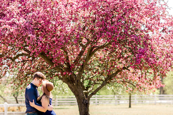 Becca & Andrew | Engagement, exp. 5/17