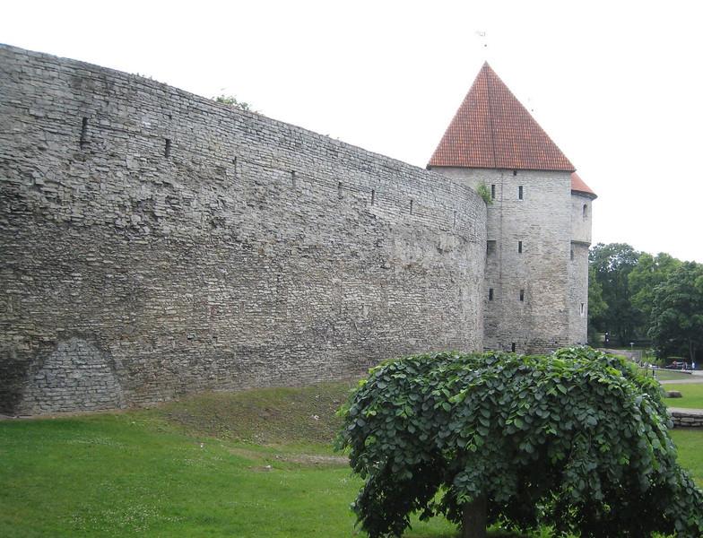 Old town, Tallinn guard tower