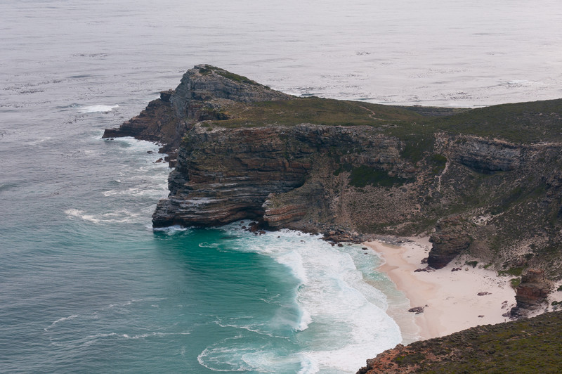 Cape of Good Hope in Cape Point, South Africa