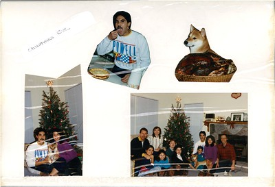 12-24-1989 Christmas Eve @ Kam's