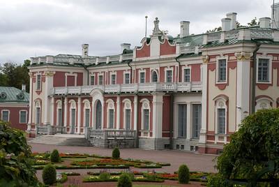 Estonia - Kadriorg Palace and Park
