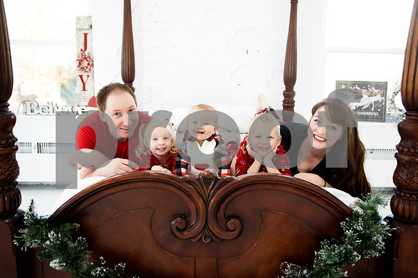 Barnes Family - 2018