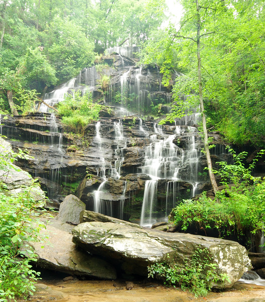 Carolina Waterfalls -Shelly