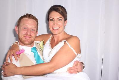Karen and Tom's Wedding Photobooth