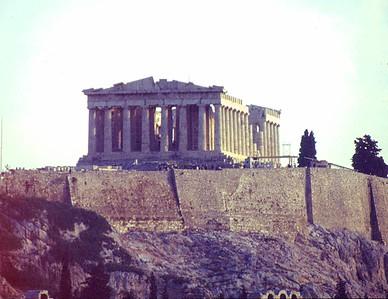 Mediterranean cruise 1994