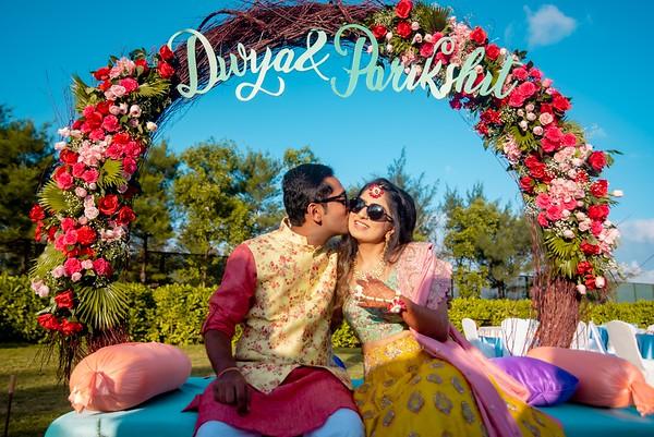 Divya & Parikshit