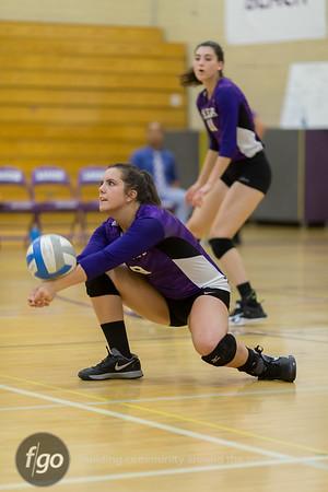 9-17-18 Minneapolis Edison v Minneapolis Southwest Volleyball
