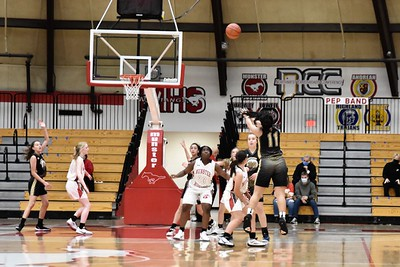 GIRLS BASKETBALL Chesterton VS Munster 2020