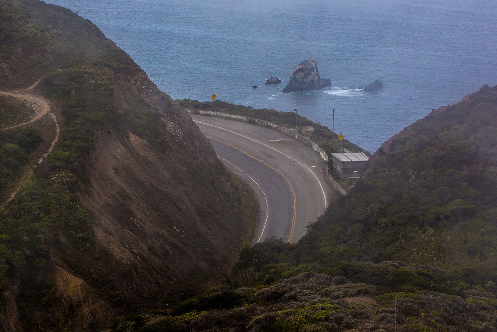 . The San Mateo County Parks Department will hold a public meeting to present conceptual plans for the closed portion of Highway 1 that will be turned into a public multi-use non-motorized trail, featuring dramatic views of the San Mateo County coast.
