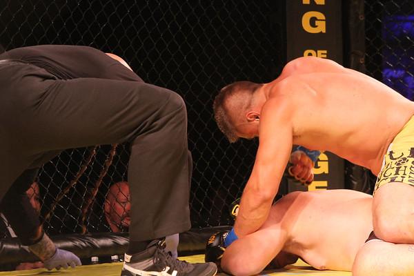 Damian Albaugh vs Chad Rinas