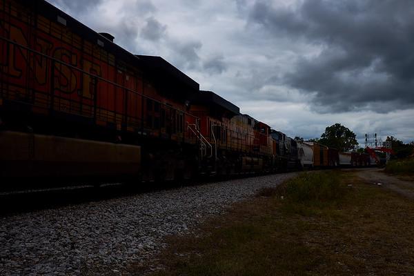 Baxter Train Station 9-11-18