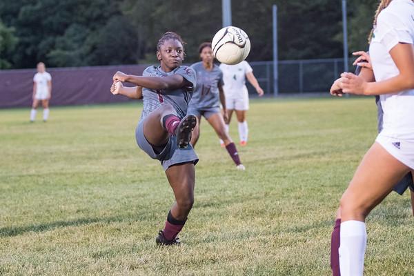 Girls Soccer vs LN