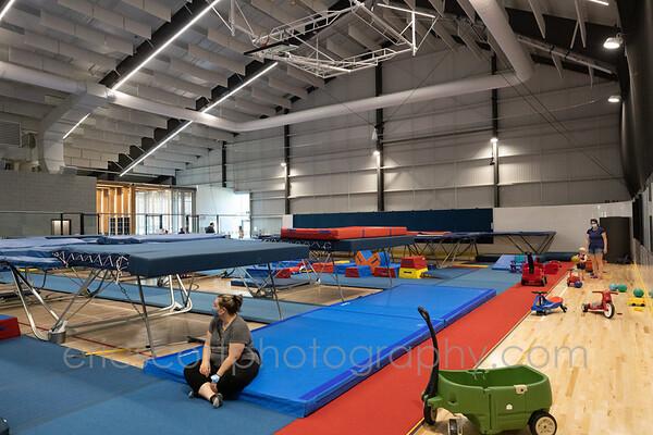Queens Park Sportsplex - Site Inspection