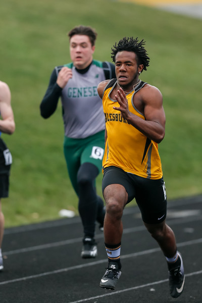 GHS ABC Track Meet April 13, 2018