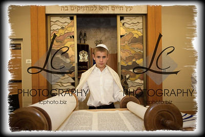 MAX'S BAR MITZVAH