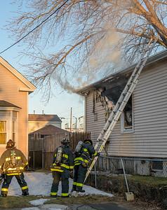 Lawrence, MA Working Fire - 12 Ellis St - 3/4/21