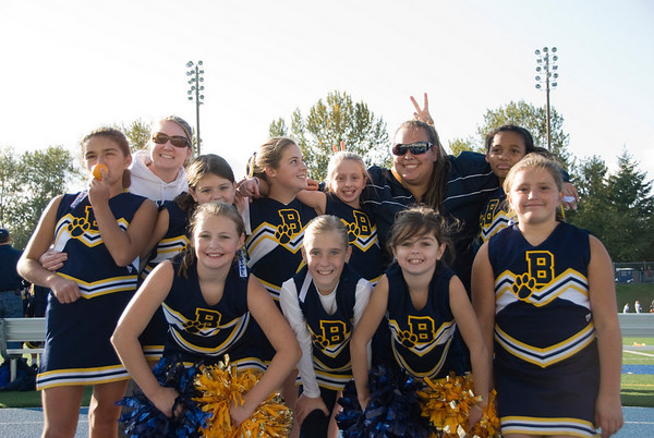 Bellevue Cheer 2008