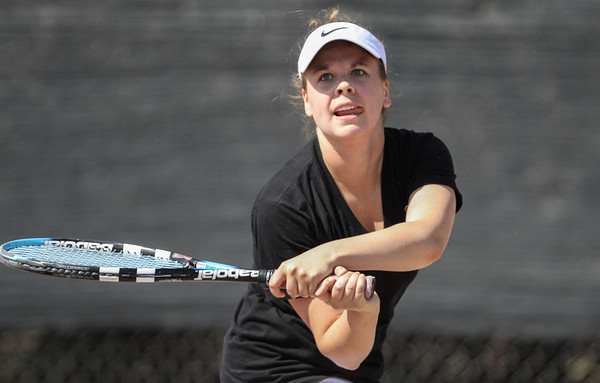 Occidental Women's Tennis 4-6-12