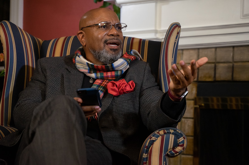 2019 President Davis Fireside Chat
